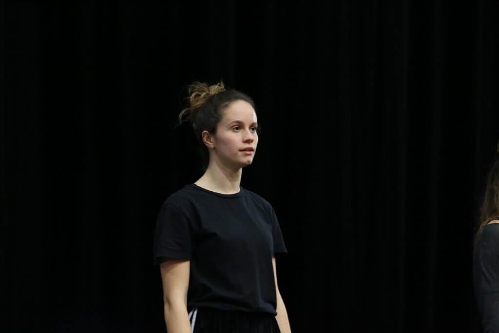 Angela Urien, danseuse Interprète