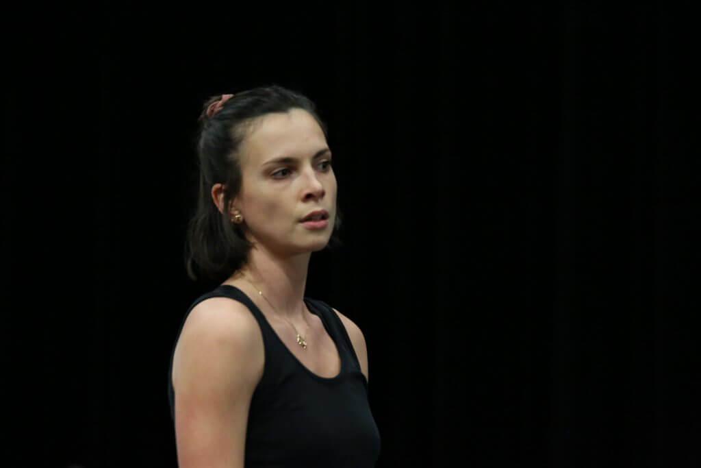 Lisa Ampe, danseuse Interprète