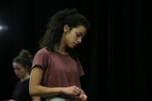Nolwenn Le Bevillon, danseuse Interprète