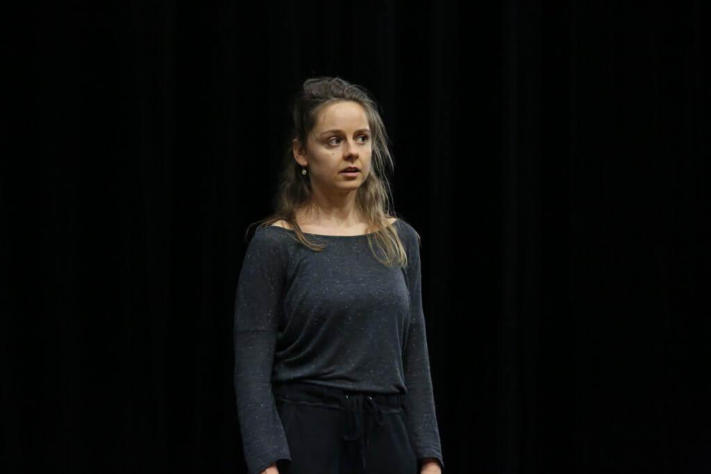 Yanna Mazeaud, danseuse Interprète